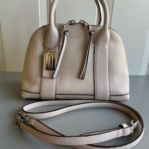 GUC Coach Bleecker Mini Preston Satchel Purse